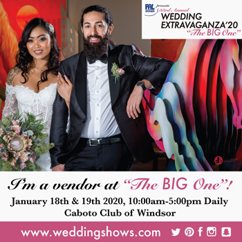 Jan 2020 Wedding Show